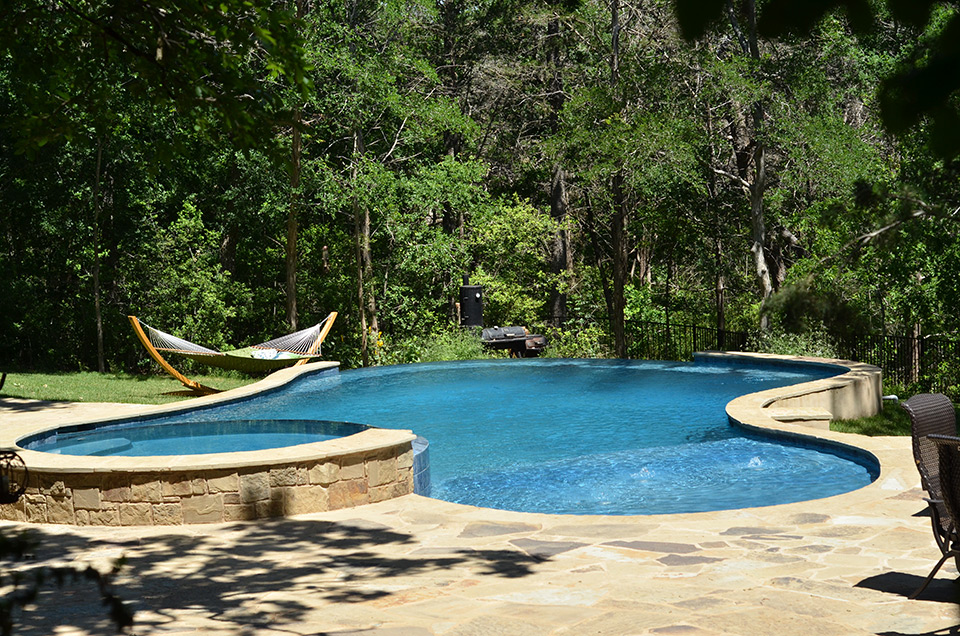 Swimming pools dreamscapes llc home landscapes for Pool design by laly llc