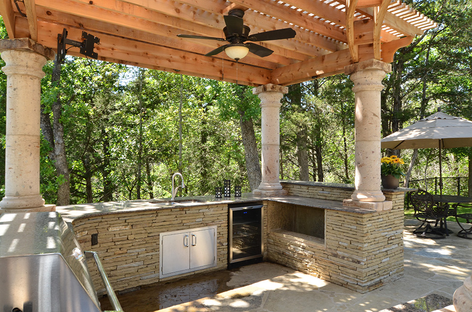 Outdoor KitchensView Image